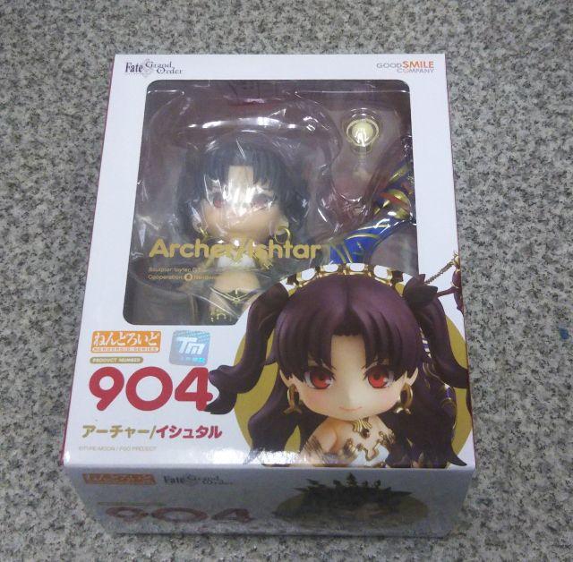 ねんどろいど Fate/Grand Order イシュタル