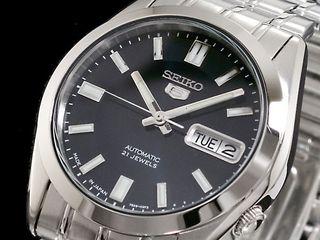 セイコー SEIKO セイコー5 自動巻き メンズ 腕時計