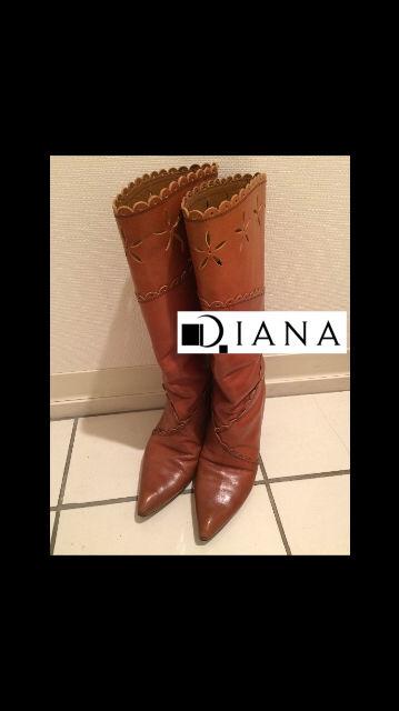 【DIANA】ダイアナ ブーツ