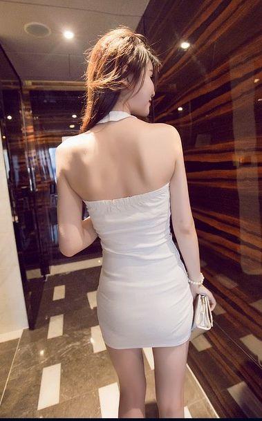 激安!送料無料ミニドレス ドレス ワンピース 白
