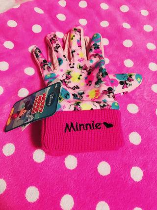 ミニーちゃん手袋