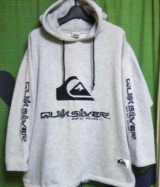 QuickSilver パーカー