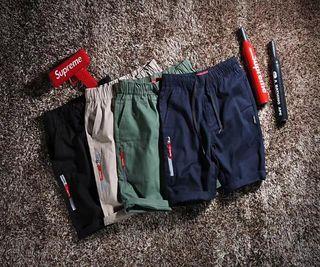 ファッションのデザイン supreme 人気パンツ