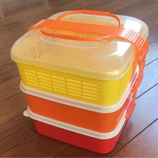 お弁当 3段BOX
