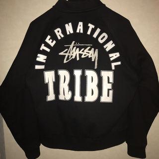 stussy international tribe ジャケ