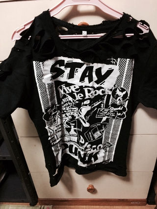 SEXY DYNAMITE LONDONTシャツ