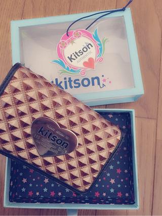 kitson 財布