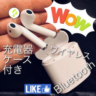 AirPods 型 Bluetooth ワイヤレス イヤホン