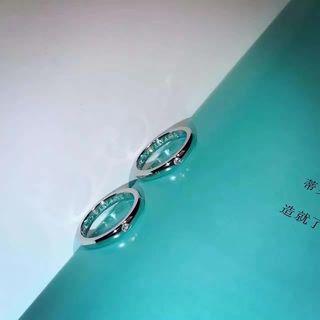 大人気 高級経典指輪リング SV925 国内発送 H20