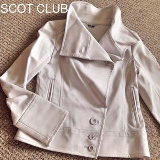 新品スコットクラブジャケット