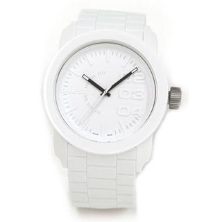 DIESEL ダイヤルのインパクトインデックス腕時計