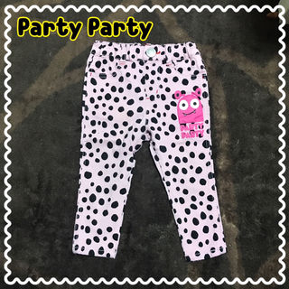 Party Partyスキニーパンツ