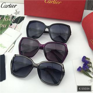 カルティエ紫外線カットメンズレディースメガネ サングラス