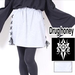 【新品/Drug honey】インパン付サイドスピンドルミニ