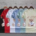 モスキーノ 人気Tシャツ 色選択可 M-4XL