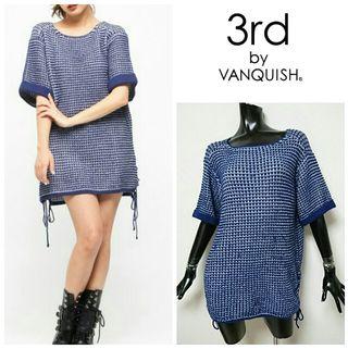3rd by VANQUISH*ニットワンピース