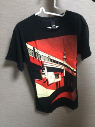 OBEY Tシャツ