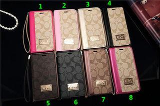 iPhone8/X 財布式 レザーケース 国内発送 838