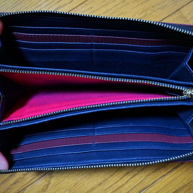 ポールスミス 長財布
