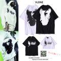 61935夏ファッション vlone tシャツ