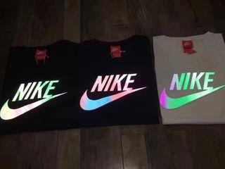 Nike 蛍光 Tシャツ 2着セット 3色有り