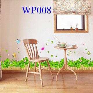 お部屋をイメチェン ウォールシール WP008