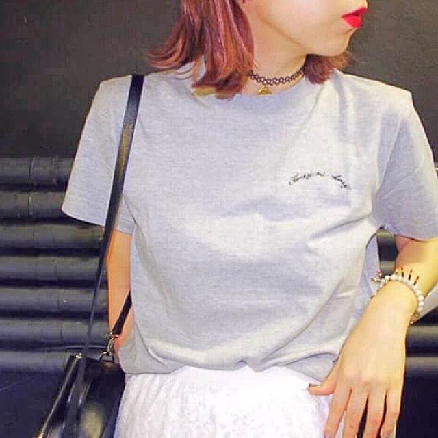正規品 HONEY MI HONEY Tシャツ(Honey mi Honey(ハニーミーハニー) ) - フリマアプリ&サイトShoppies[ショッピーズ]