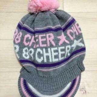 CHEER ニット帽