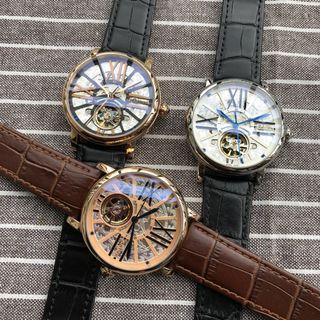 カルティエ 自動巻きウオッチ  腕時計 プレゼント