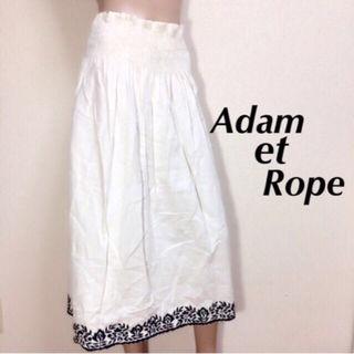 鬼やばアダムエロペ サマーロングスカート