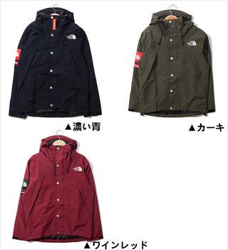 ノースフェイス裏起毛コラボジャケット☆TYF-0195