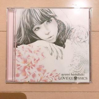 浜崎あゆみ LOVE CLASSICS
