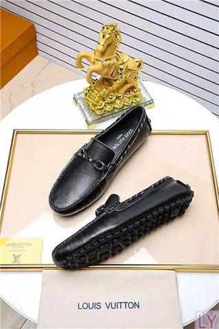大人気LV革靴