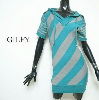 GILFY*ニットワンピース