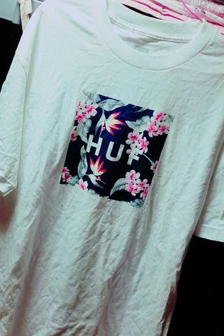 HUFTシャツ