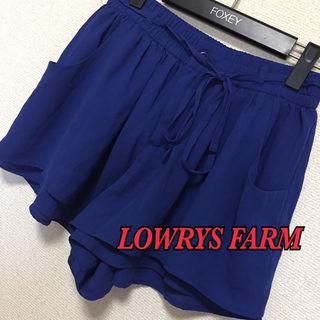 LOWRYS FARM ショーパン