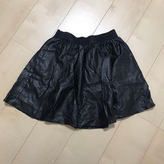 レザー スカート