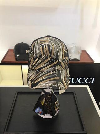 グッチGUC夏可愛いキャップ 帽子
