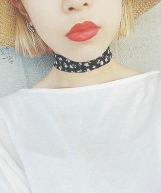 【新品未使用】jouetie ワントーンフラワースカーフ
