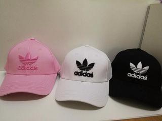 即注文OK 帽子  adidas刺繍キャップ