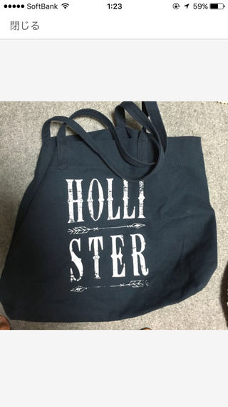 ホリスターバッグ