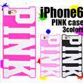 大人気 PINK iPhone6/6s/7対応