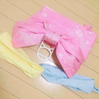 浴衣の作り帯(新品)
