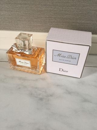 Miss Dior パルファム 香水 100ml
