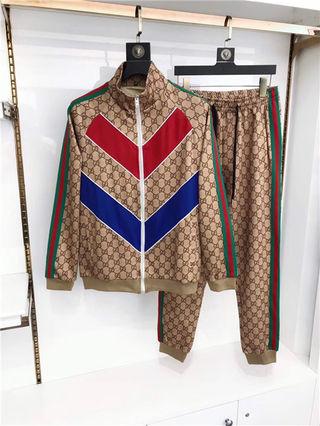 グッチジャケット&カジュアルパンツセット売り