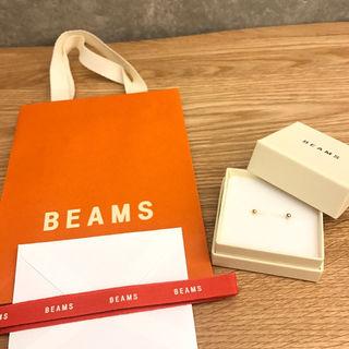 saleBEAMS 新品未使用 ゴールドポイント