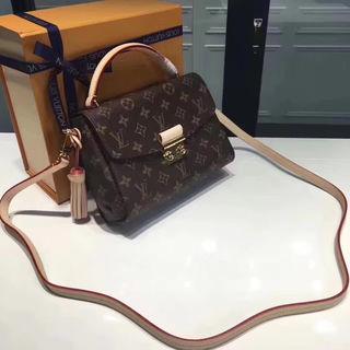 【新品】LouisVuittonハンドバッグ