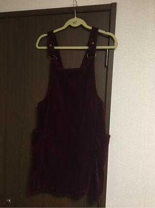 RAY CASSIN  ジャンパースカート
