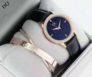 Calvin Kleinレディース腕時計 二件セット