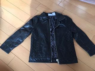 ライダースジャケット 90~100cm